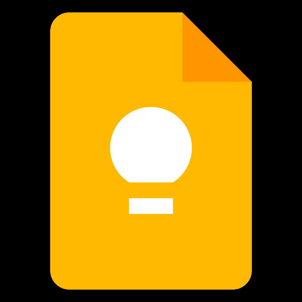 google workspace keep